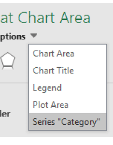 Excel map chart series option selection also format  office support rh
