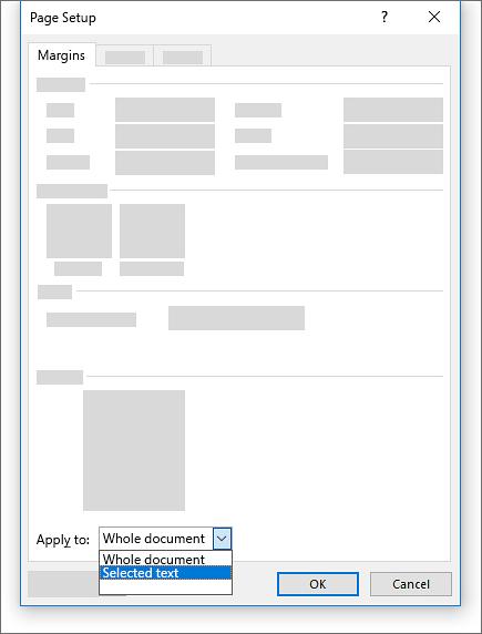 change page orientation landscape