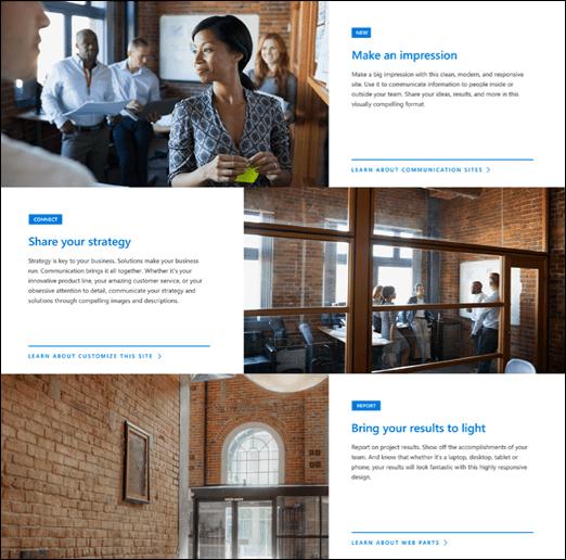 SharePoint hero web part