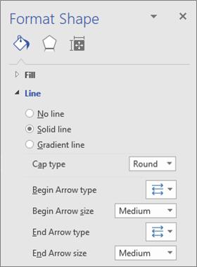 Visio Connector Arrow : visio, connector, arrow, Connector, Lines,, Arrows,, Points, Visio