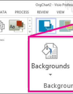 Backgrounds group in visio also add  background or watermark office support rh