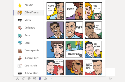 Have fun with emojis and stickers - www.office.com/setup