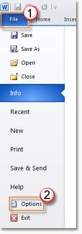 Cara Memperbaiki Microsoft Word 2010 : memperbaiki, microsoft, Resolve, Problem,