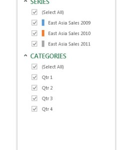 Values tab in the chart filters gallery also change data series  office support rh