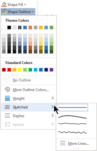 How to Apply and Remove Borders in PowerPoint - dummies