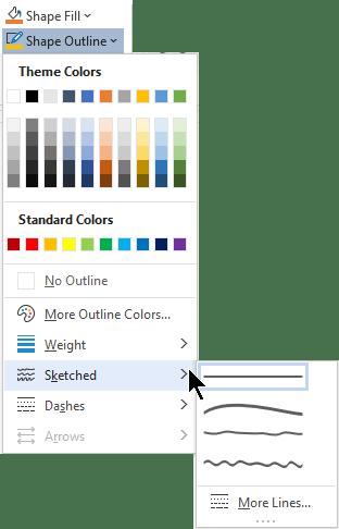 Add A Border To A Picture In Word : border, picture, Remove, Border, Shape,, SmartArt, Graphic