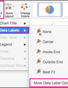 Office for mac chart add elements also change the format of data labels in  support rh