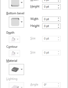 format settings also change the display of   chart office support rh