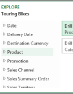 Quick explore gallery also drill into pivottable data excel rh support office