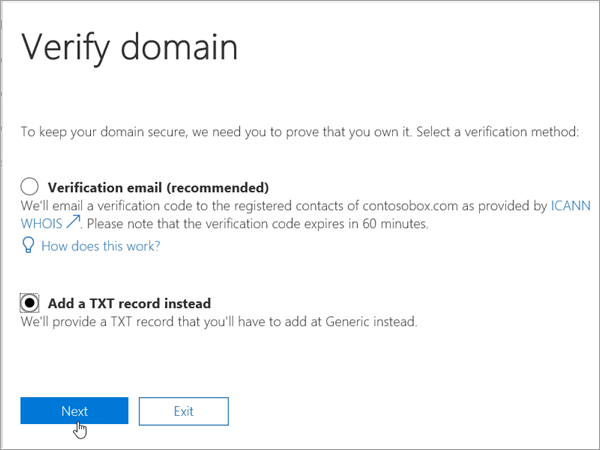 Change Nameservers To Set Up Office 365 With Netregistry