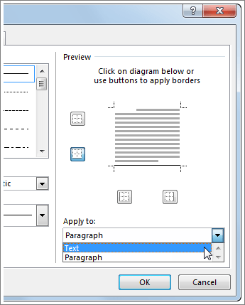 Add A Border To A Picture In Word : border, picture, Border, Office, Support