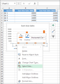 Change axis labels in a chart in Office - Office Support