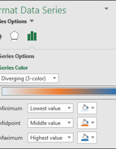 Excel map chart series color options also format  office support rh