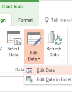 Chart tools with edit data selected also change the in an existing powerpoint rh support office