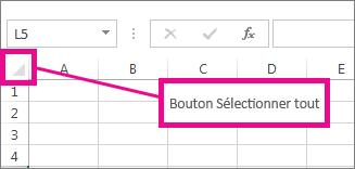 Modifier La Largeur De Colonne Et La Hauteur De Ligne Excel