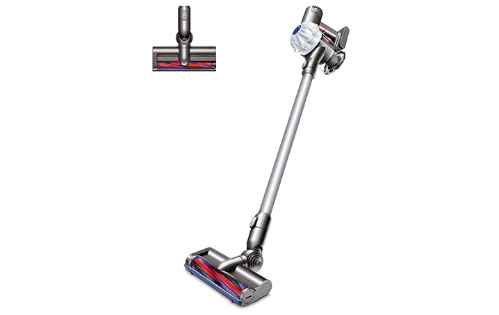 Best View Of Dyson Cordless Vacuum V6 Manual And