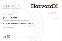 Qu tipos de certificados ofrece edX?  edX Centro de Ayuda