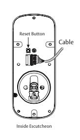 Reset Assa Abloy Digital Lock to Factory Default