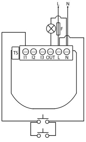 Installing a multi-way switch