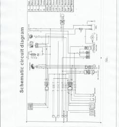chinese 125cc pit bike wiring diagram [ 1700 x 2338 Pixel ]
