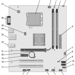 Dell Inspiron 530 Motherboard Diagram Simplicity Legacy Wiring Removing And Installing Parts 530s Series Owner S Manual 530sb