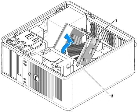 : Dell OptiPlex 745 User's Guide