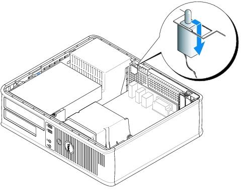 Chassis Intrusion Switch: Dell OptiPlex 745 User's Guide