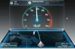 How To Run A Speed Test