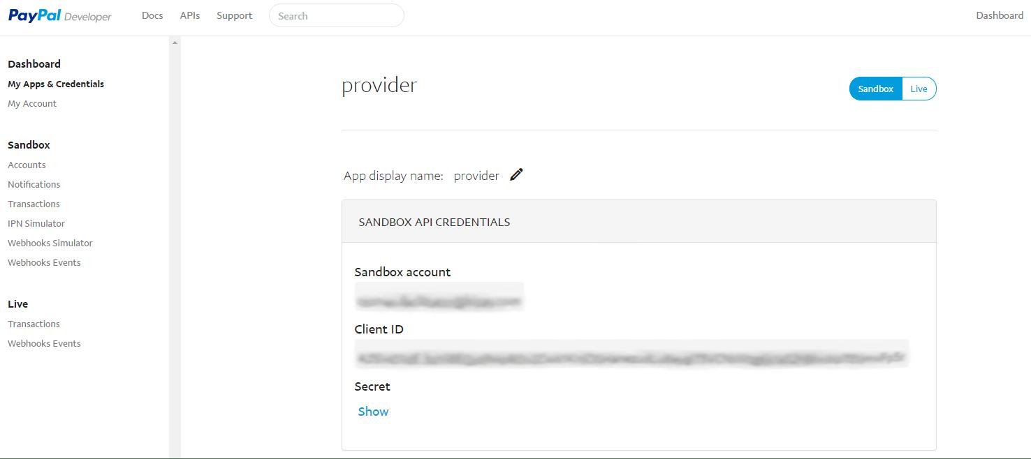 HiPay Enterprise – PayPal