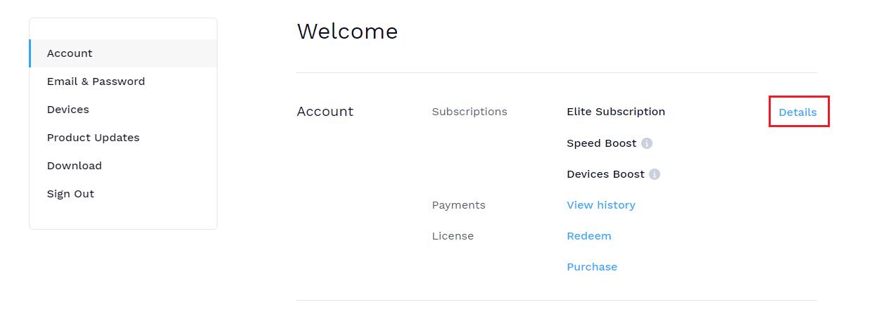 Cancel Auto-Renewal of your Premium Subscription