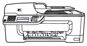 Printer Specifications for HP Officejet 4500 All-in-One