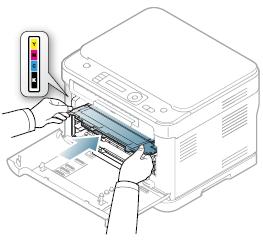 Samsung CLX-3180, CLX-3185, CLX-3186 Color Laser MFP