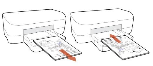 imprimer des deux côtés manuellement les pilotes hp