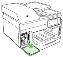HP Officejet Pro 8500A e-All-in-One Printer Series (A910