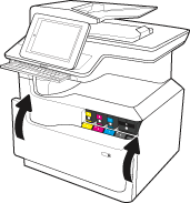 HP PageWide Enterprise MFP, HP PageWide Managed MFP