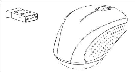 my wireless mouse won't connect to my laptop... before