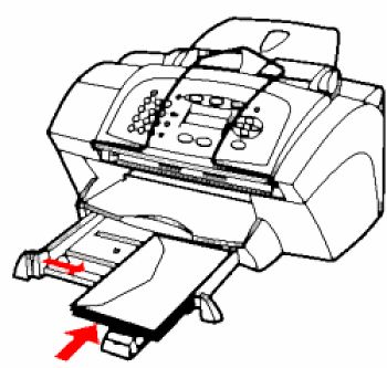 Fixing Paper Jams or Paper Feed Problems for HP Officejet