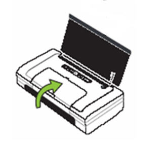 The Carriage is Stuck for HP Officejet H470, H470b
