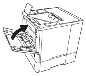 HP LaserJet Enterprise M607-M609, HP LaserJet Managed