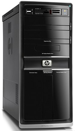 Hp Pavilion Elite E9180t Desktop Pc Product Specifications