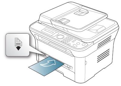 Impresoras láser MFP de Samsung SCX-4600, SCX-4623: Cargar