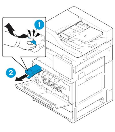 HP Color LaserJet Managed MFP E77822, E77825, E77830