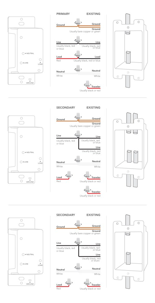 small resolution of wall dimmer wiring diagram 4 way 2x jpg