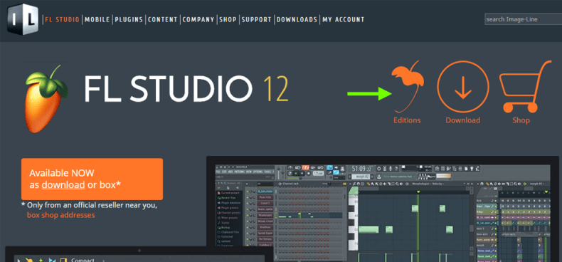 Download Latest FL Studio   Cracked App+Software