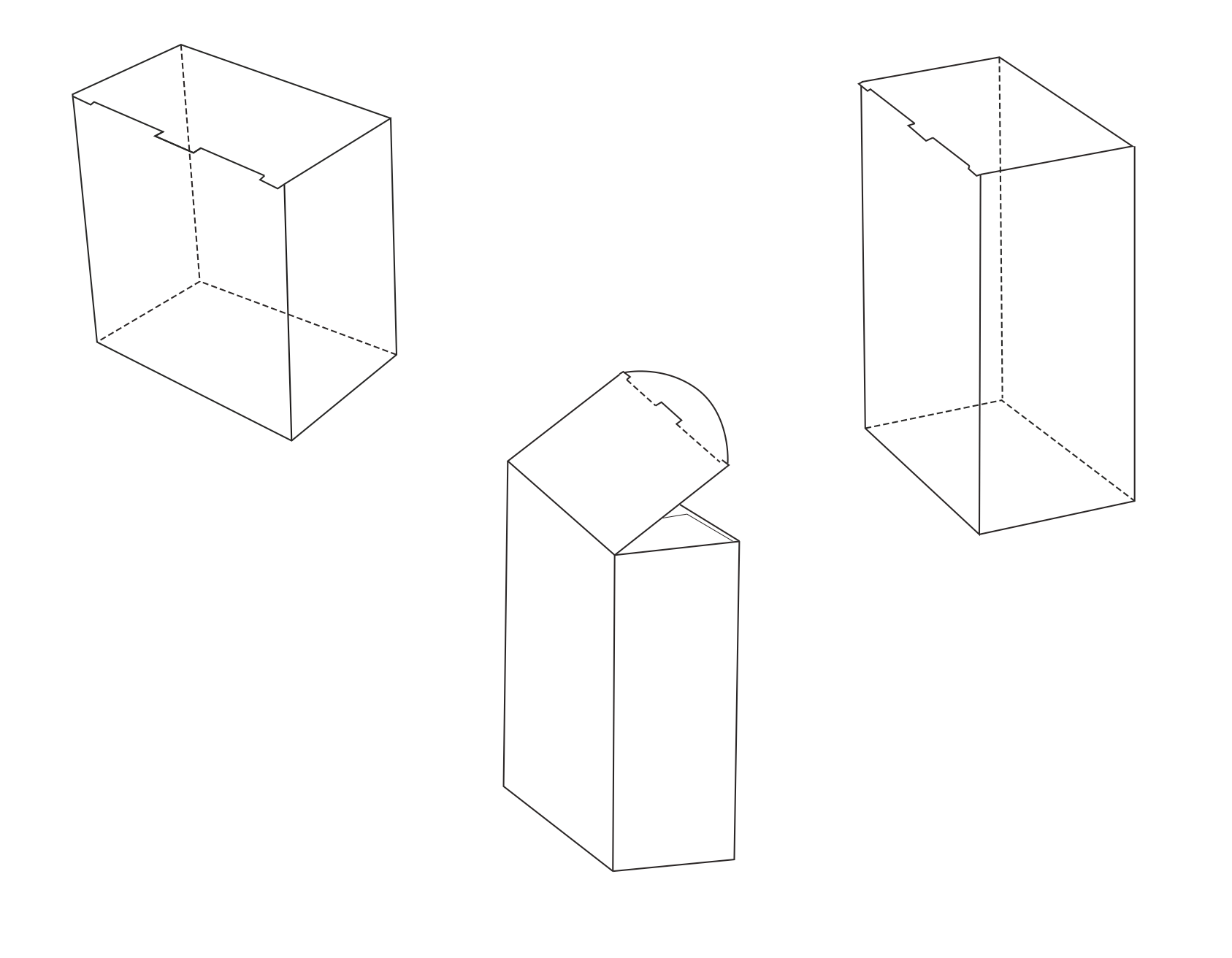 Rectangular Box Dimensions