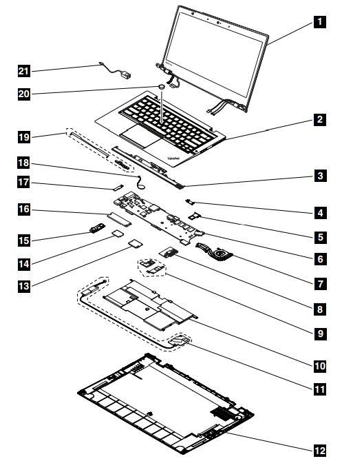 lenovo g510 diagram