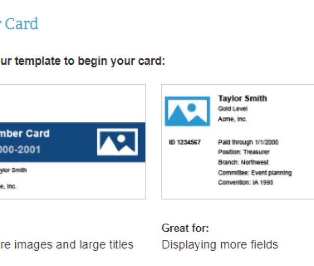 Create Member Card1 Png