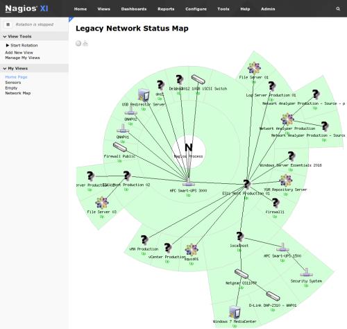 small resolution of add map dashboard in nagios xi