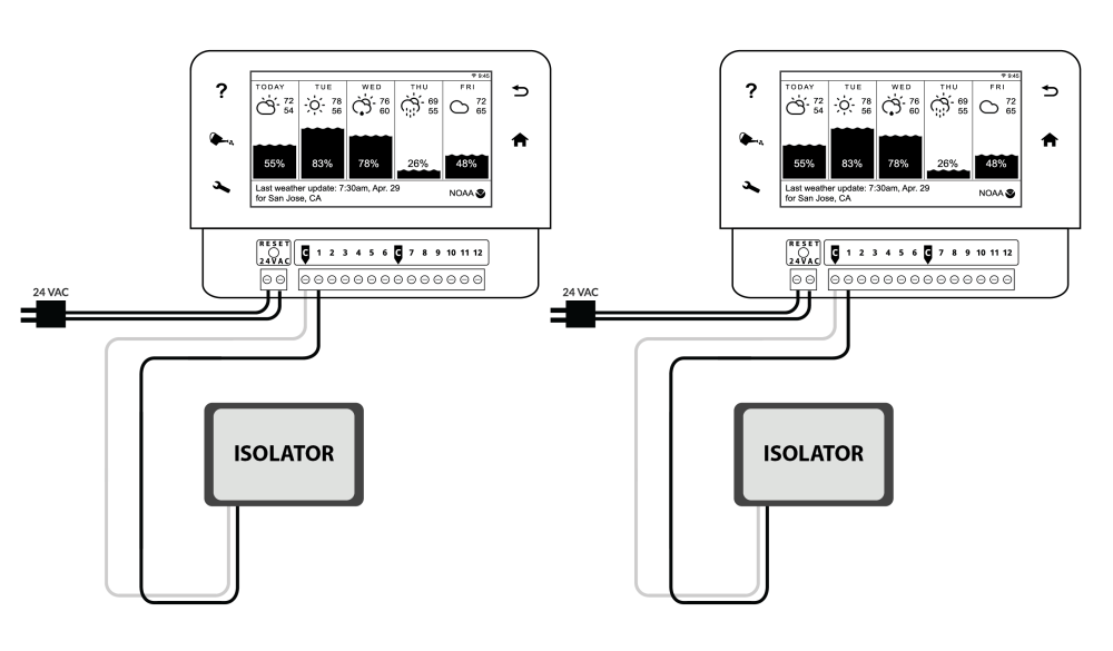 medium resolution of rainmachine touch hd 12 wiring diagram isolator png