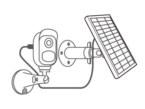 Charging Reolink Argus 2/Argus Pro
